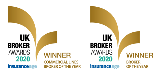 UK Broker Awards 2020 Winner